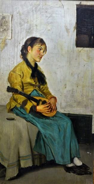 Melanconia, 1881