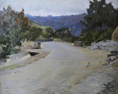 La strada per Rutino, 1939