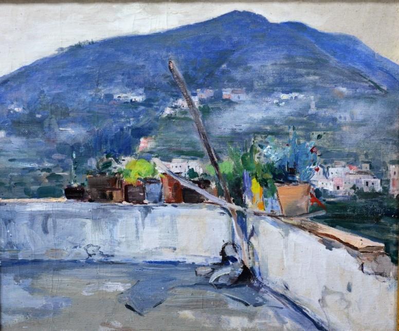 Il Monte Epomeo ad Ischia, 1933