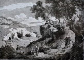 Catacombe ebree a Venosa (Napoli 1879)