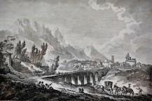 Il ponte di Cava dei Tirreni