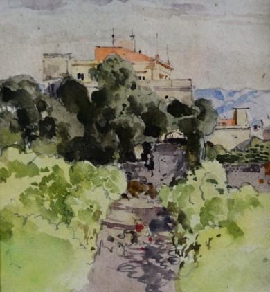 Villa a Portici