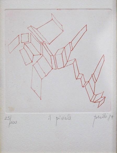 Il piviale, 1989