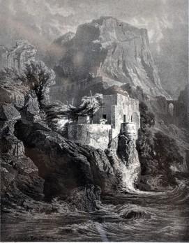 Casa di Feresa, Amalfi (Imprimerie De Jacomme Paris)