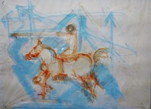 Metafora del cavaliere