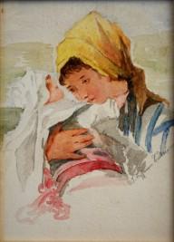 Dolcezze materne, 1881
