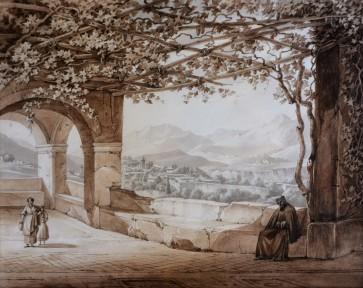 Il Convento dei Cappuccini a Fisciano