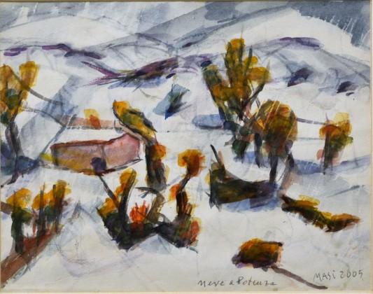 Neve a Potenza, 2005