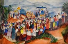 La Madonna del Sirino, 1978