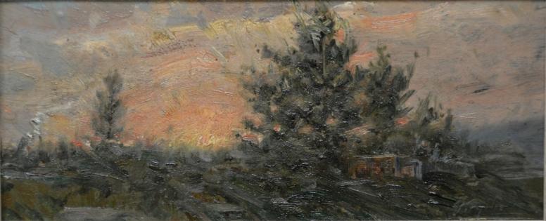 Tramonto, 1933