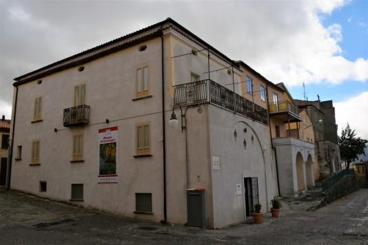 Palazzo Aiello 1786 Museo del Paesaggio - Esterno.