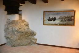 Palazzo Aiello 1786 Museo del Paesaggio - Piano terra.