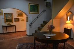 Palazzo Aiello 1786 Museo del Paesaggio - Secondo piano.