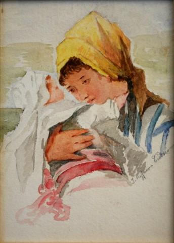 03 Giulia Hoffmann Tedesco - Dolcezze materne 1881 DSC_9790